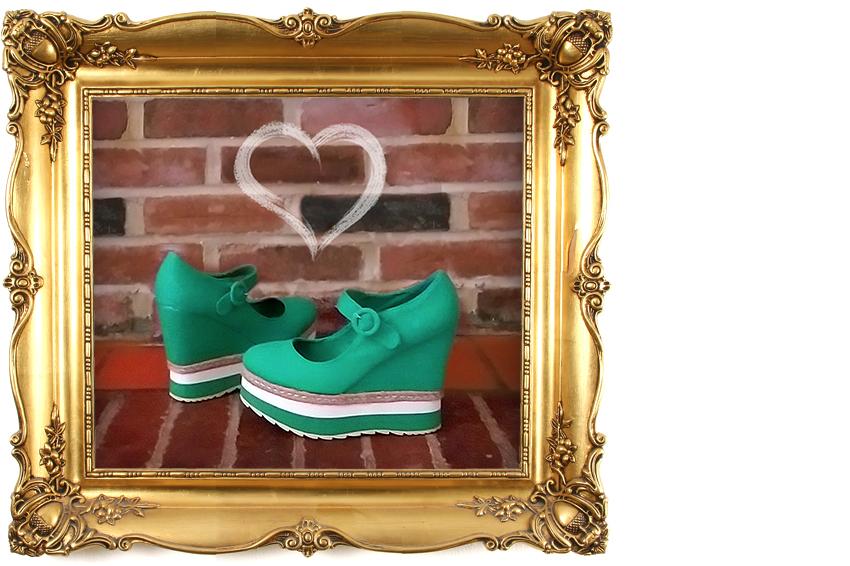 Shoe of the Week, Week 1