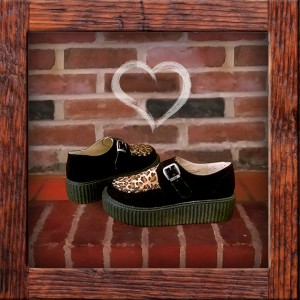Zulily creeper shoes