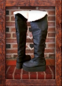 Aliexpress thigh platform boots