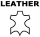 leather shoe material