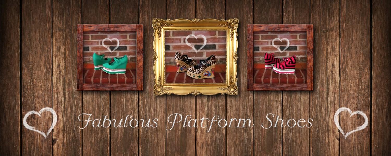 Fabulous Platform Shoes