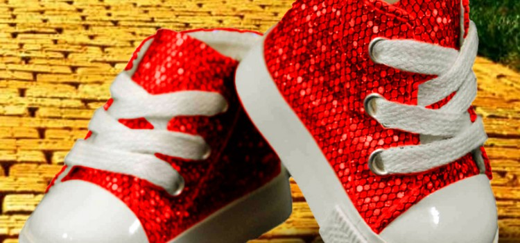 The Red Shoes – a 'Happy Christmas' Version of the Fairytale!