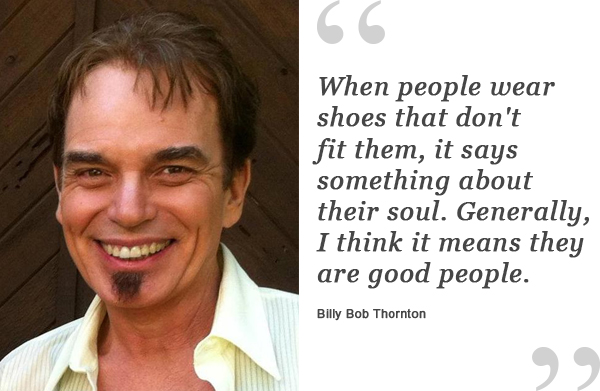 billy bob thornton quote