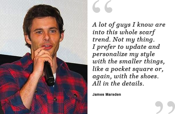 james marsden quote