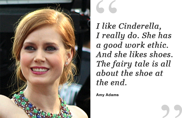 amy adams shoe quote